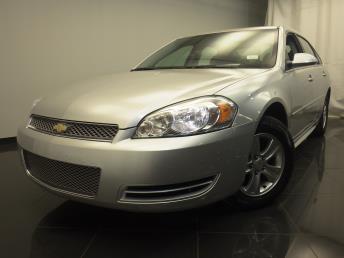 2012 Chevrolet Impala - 1580001654