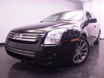 2009 Ford Fusion - 1580001775