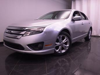 2012 Ford Fusion - 1580001911