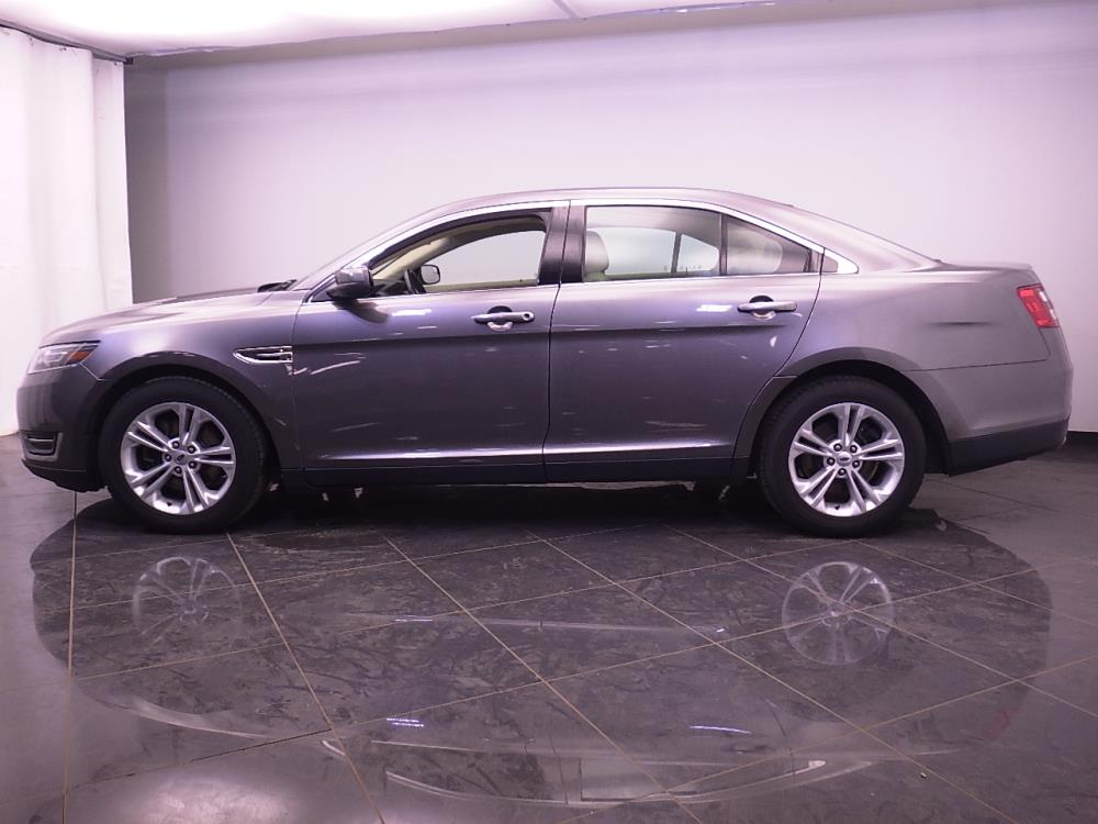 2014 ford taurus for sale in cleveland 1580001985 drivetime. Black Bedroom Furniture Sets. Home Design Ideas