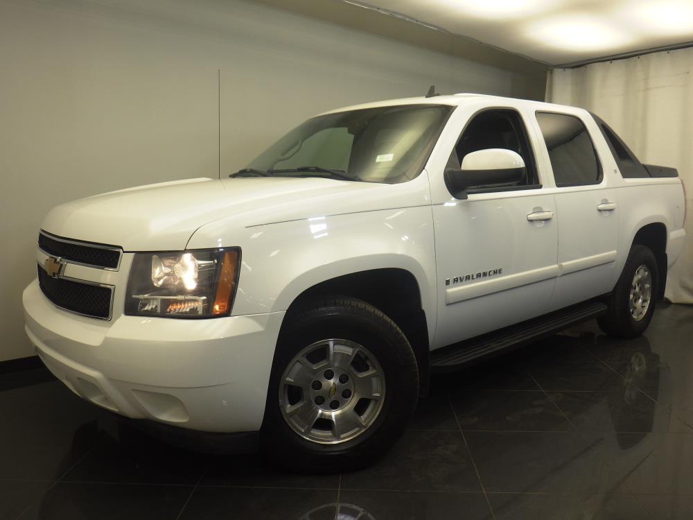 2008 Chevrolet Avalanche - 1580002587