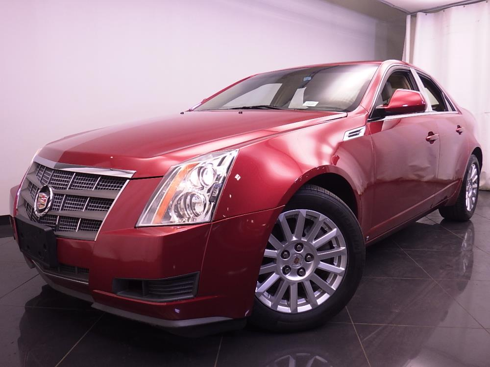 2009 cadillac cts for sale in cleveland 1580002650 drivetime. Black Bedroom Furniture Sets. Home Design Ideas