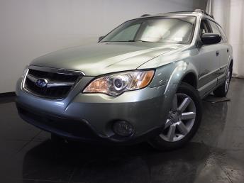 2009 Subaru Outback 2.5i - 1580003025