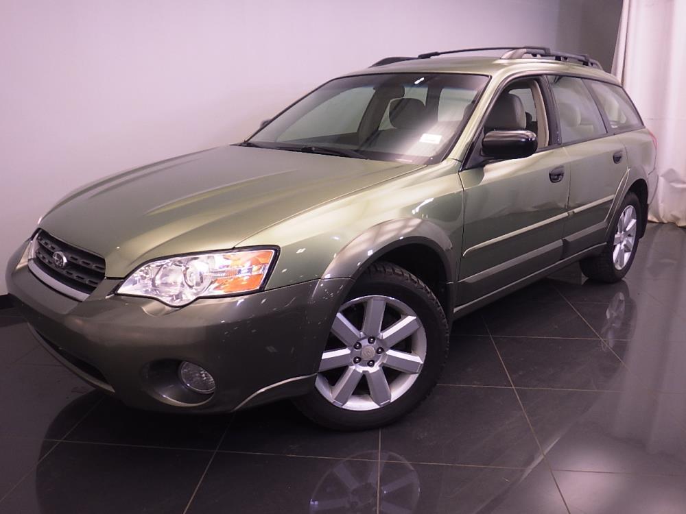 2007 Subaru Outback - 1580003319