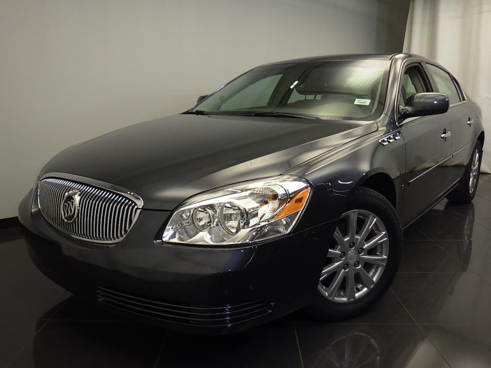 2009 Buick Lucerne For Sale In Detroit 1580003350