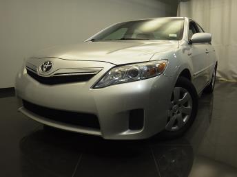 2011 Toyota Camry Hybrid - 1580003510