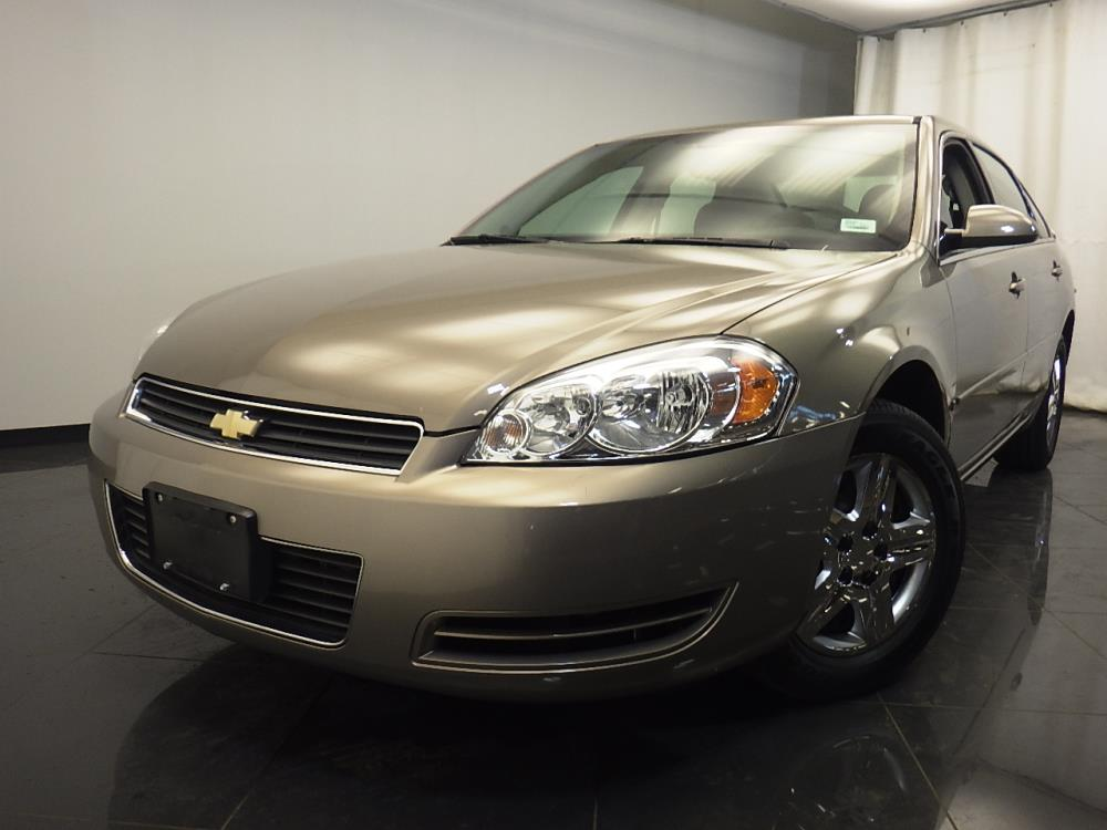 Used 2007 Chevrolet Impala LS