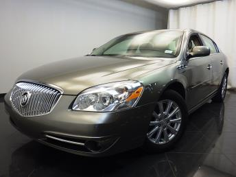 Used 2010 Buick Lucerne