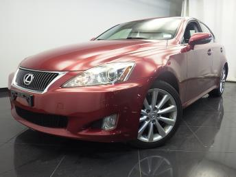 2009 Lexus IS 250 Sport  - 1580003965