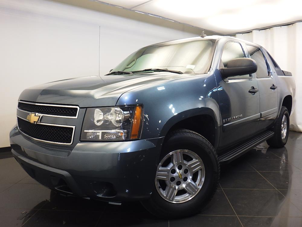 2008 Chevrolet Avalanche LS 5.25 ft - 1580003978