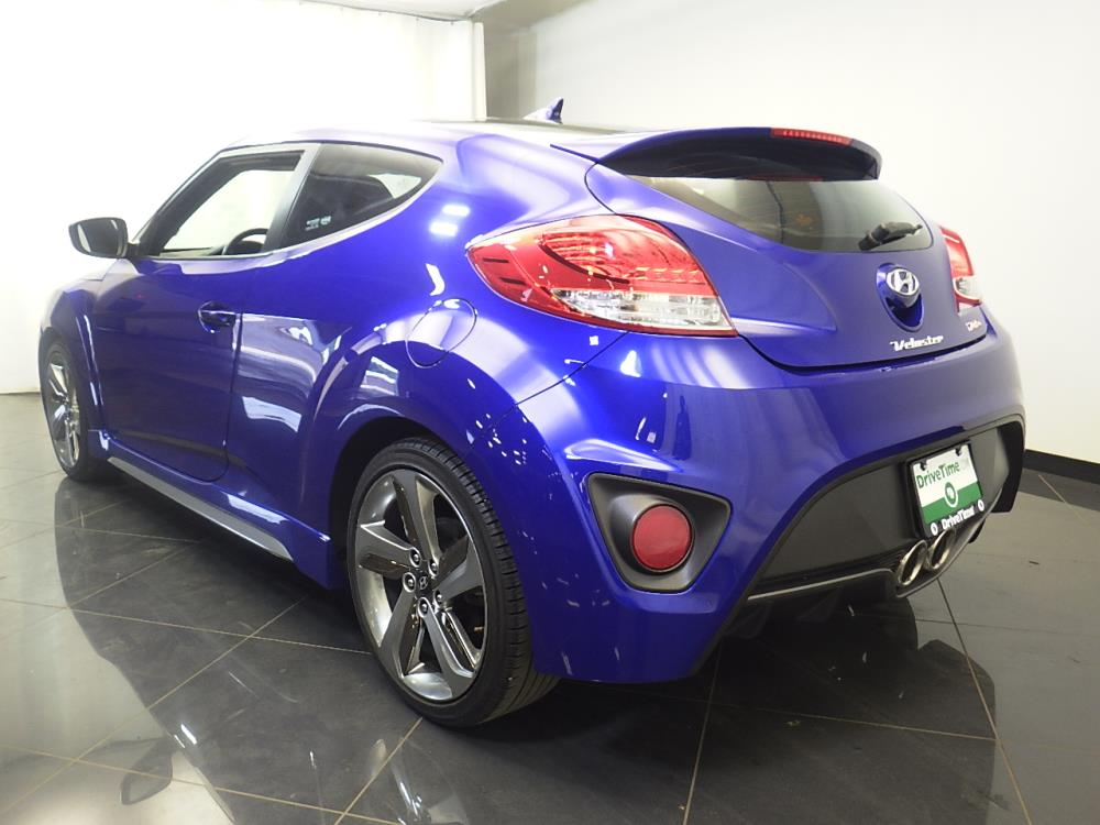 2013 hyundai veloster turbo for sale in detroit 1580004000 drivetime. Black Bedroom Furniture Sets. Home Design Ideas