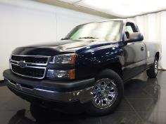 2007 Chevrolet Silverado 1500 Regular Cab Work Truck 8 ft