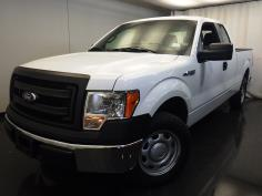 2013 Ford F-150 Super Cab XL 6.5 ft