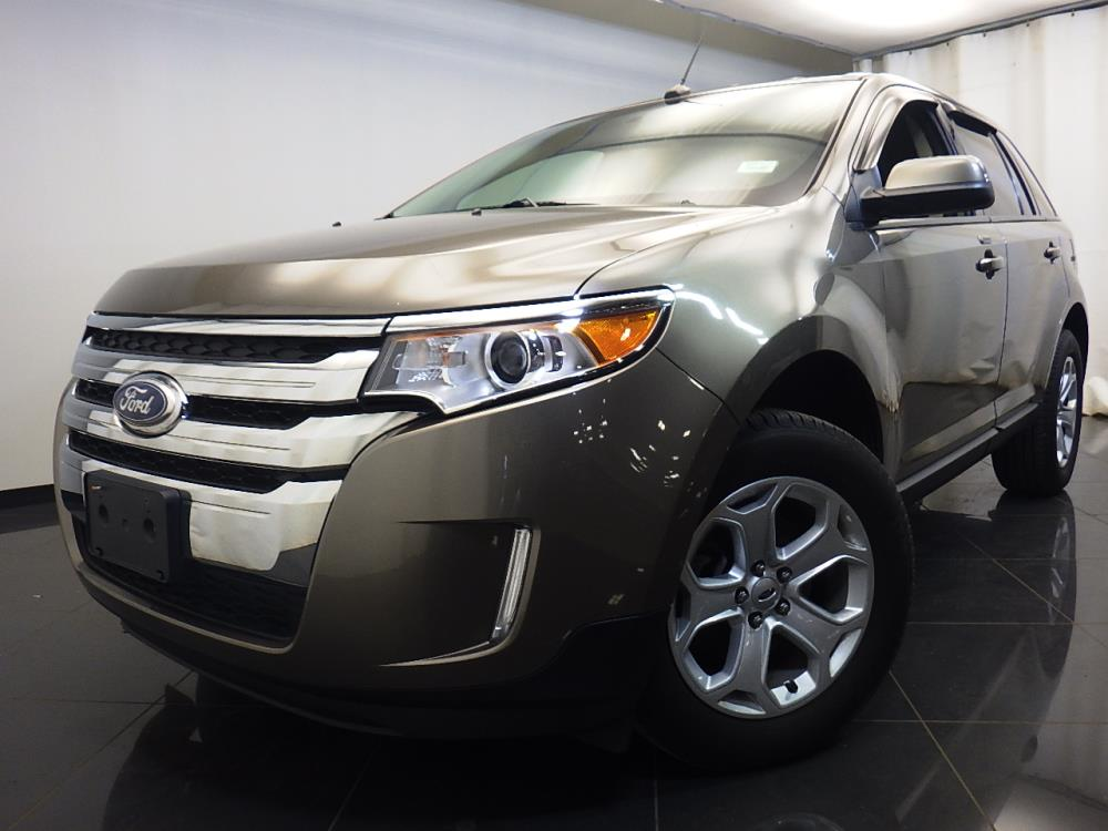 Drivetime Payment Center >> 2014 Ford Edge SEL for sale in Chicago | 1580004262 | DriveTime