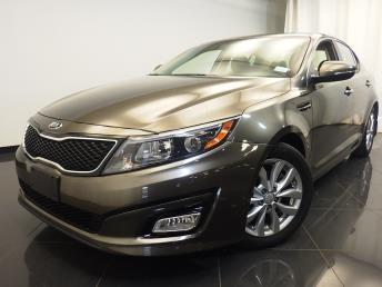 2014 Kia Optima EX - 1580004410