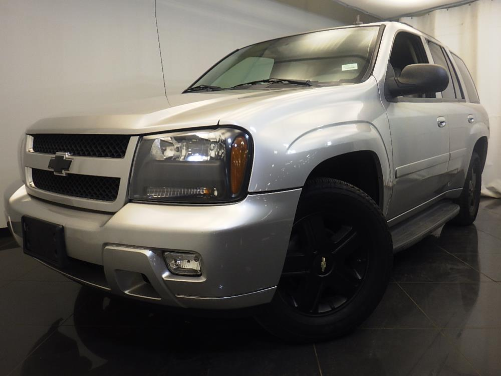 2008 Chevrolet TrailBlazer - 1580004427