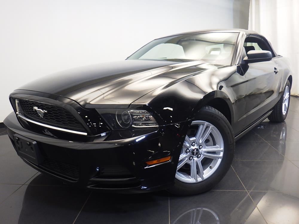 2014 ford mustang v6 for sale in youngstown 1580004494 drivetime. Black Bedroom Furniture Sets. Home Design Ideas