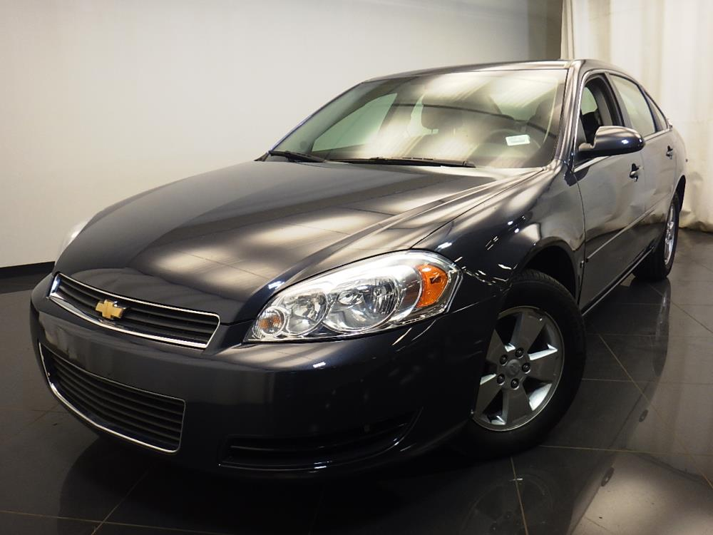 2008 Chevrolet Impala - 1580004556
