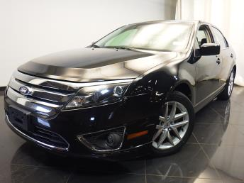 2010 Ford Fusion SEL - 1580004667