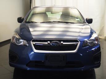 2013 Subaru Impreza 2.0i - 1580004677