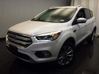 2017 Ford Escape Titanium - 1580004805
