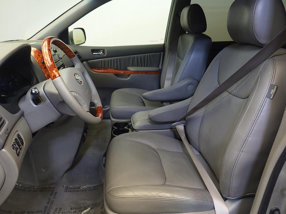 Used 2008 Toyota Sienna XLE Limited