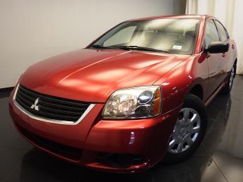 Used 2009 Mitsubishi Galant