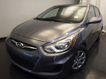 2014 Hyundai Accent GS - 1580004840