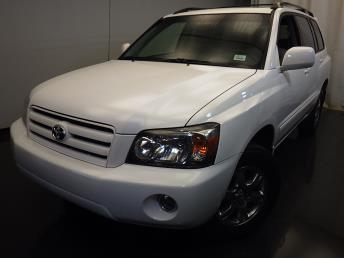 2007 Toyota Highlander Sport - 1580004854