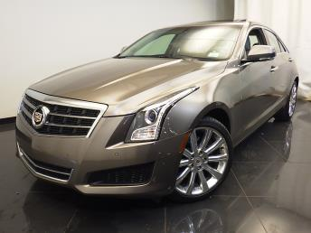 2014 Cadillac ATS 2.0L Turbo Luxury - 1580005071