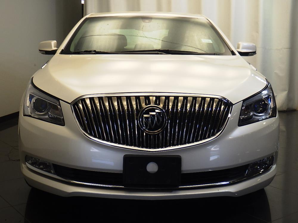 2014 Buick LaCrosse Leather - 1580005167