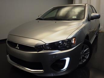 Used 2016 Mitsubishi Lancer