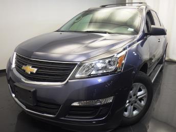2014 Chevrolet Traverse LS - 1580005405