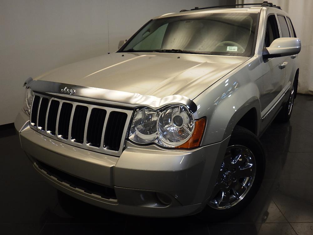 2008 Jeep Grand Cherokee - 1580005418