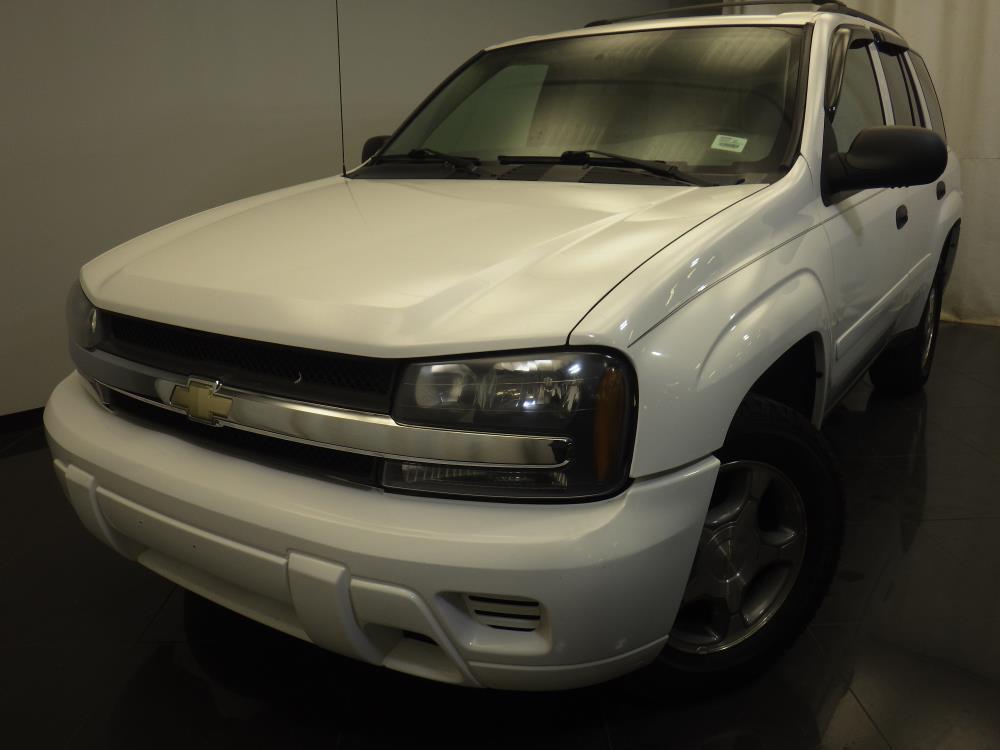 2008 Chevrolet TrailBlazer - 1580005420