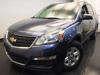 2014 Chevrolet Traverse LS - 1580005444