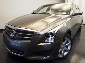 Used 2014 Cadillac ATS