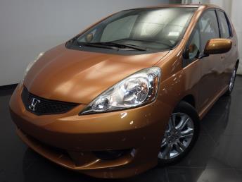 2009 Honda Fit Sport - 1580005506