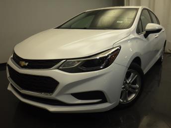 2017 Chevrolet Cruze LT - 1580005520