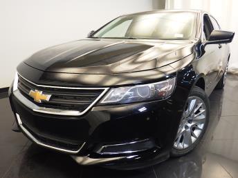 2014 Chevrolet Impala LS - 1580005538