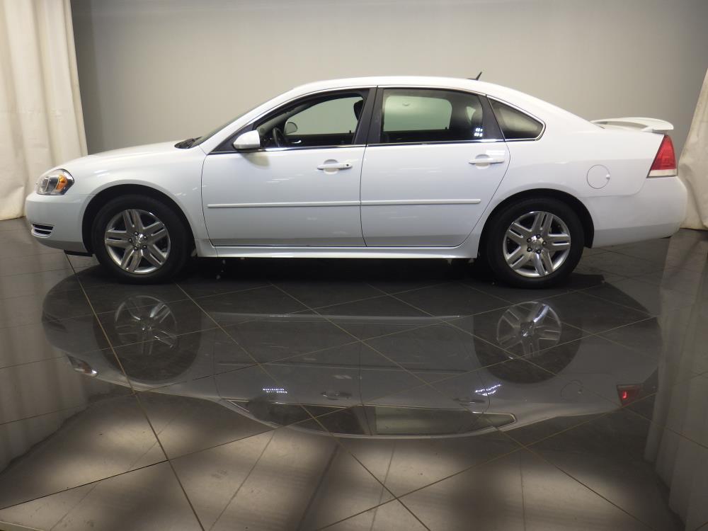 2012 Chevrolet Impala LT - 1580005552