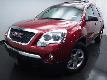 2012 GMC Acadia SL - 1580005561