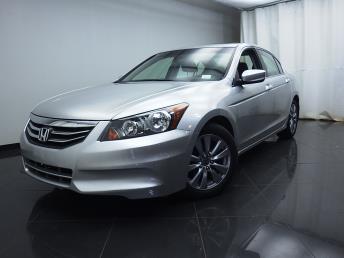 2012 Honda Accord EX - 1580005599