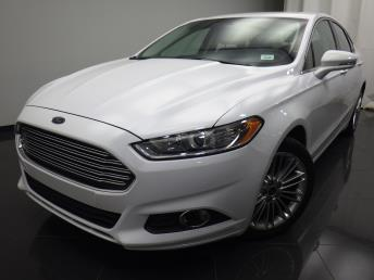 2016 Ford Fusion SE - 1580005644