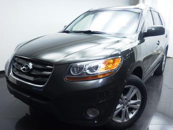 Used 2010 Hyundai Santa Fe