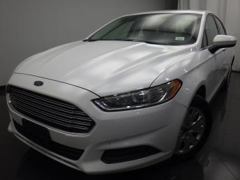 2014 Ford Fusion S - 1580005721