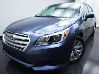 2015 Subaru Legacy 2.5i Premium - 1580005724