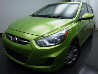 2012 Hyundai Accent GS - 1580005734