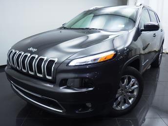 2017 Jeep Cherokee Limited - 1580005751