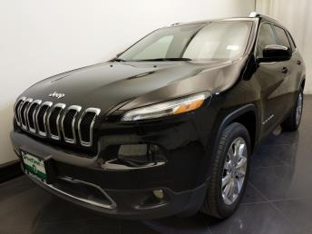 2017 Jeep Cherokee Limited - 1580005755
